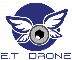 logo E.T DRONE