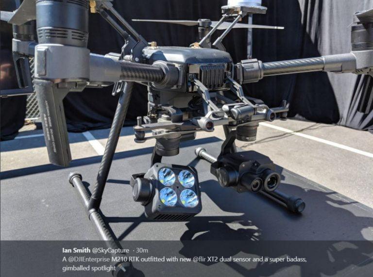 ET Drone BTP Génie Civl