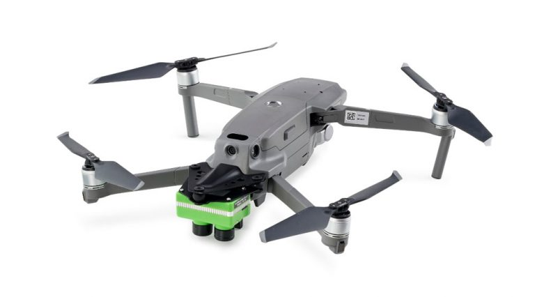 ET DRONE - double capteur 4K Mavic 2