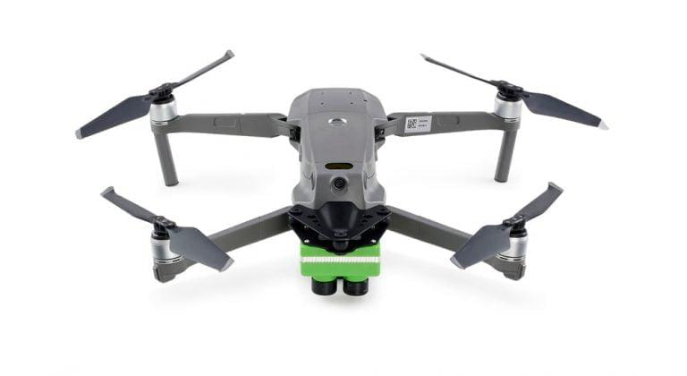 ET DRONE - double capteur 4K pour Mavic 2
