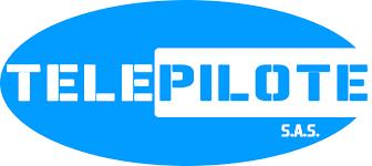 logo tele pilote SAS