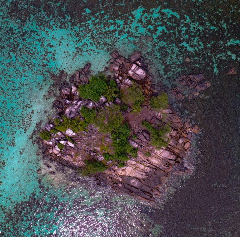 ET DRONE - Seychelles