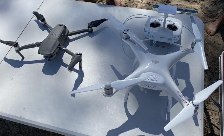 ET DRONE - Equipements
