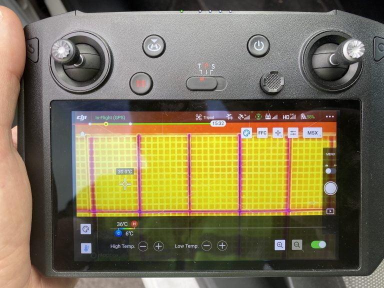 ET DRONE - Smart controller
