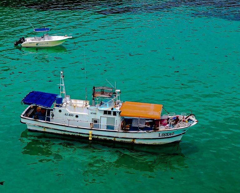 ET DRONE - bateaux
