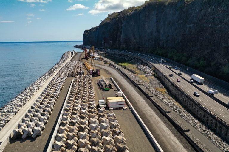ET DRONE - chantier NRL