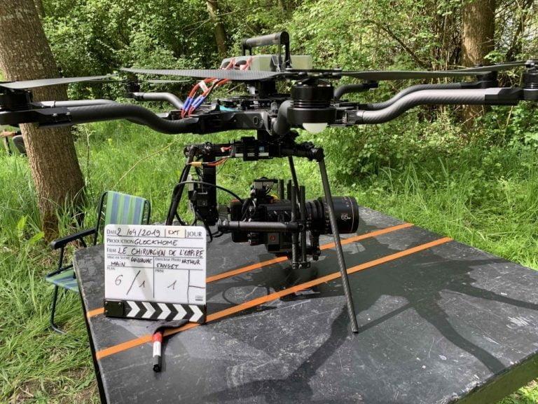 ET DRONE - drone cinéma