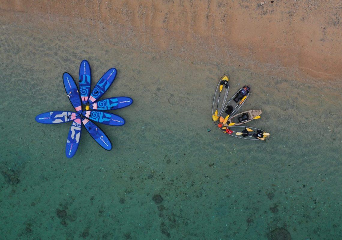 ET DRONE - Paddles